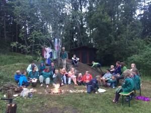 Lejrbål 2