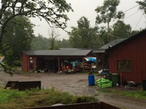 Regnvejrsonsdag 2